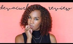 My HG Curly Hair Product   DevaCurl Super Cream Review alishainc