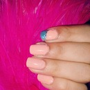 salmon nails