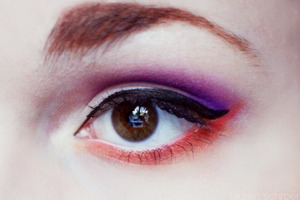 """This look was very much inspired by NikkieTutorials' """"Bright Summer Party"""" makeup tutorial!"""