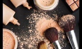 How To Clean Your Makeup Brushes - Beauty Tips:  Using Cinema Secrets