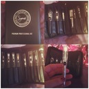 My new sigma makeup brushes