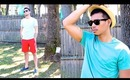 Color Blocking | Outfit of the Day | Men's / Guys | Summer