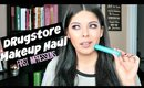 Drugstore Makeup Haul | First Impression