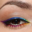 Wearable rainbow :)