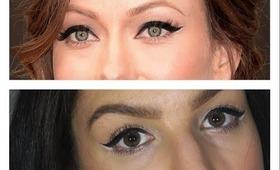 Olivia Wilde Oscars 2014 Makeup Tutorial ♥
