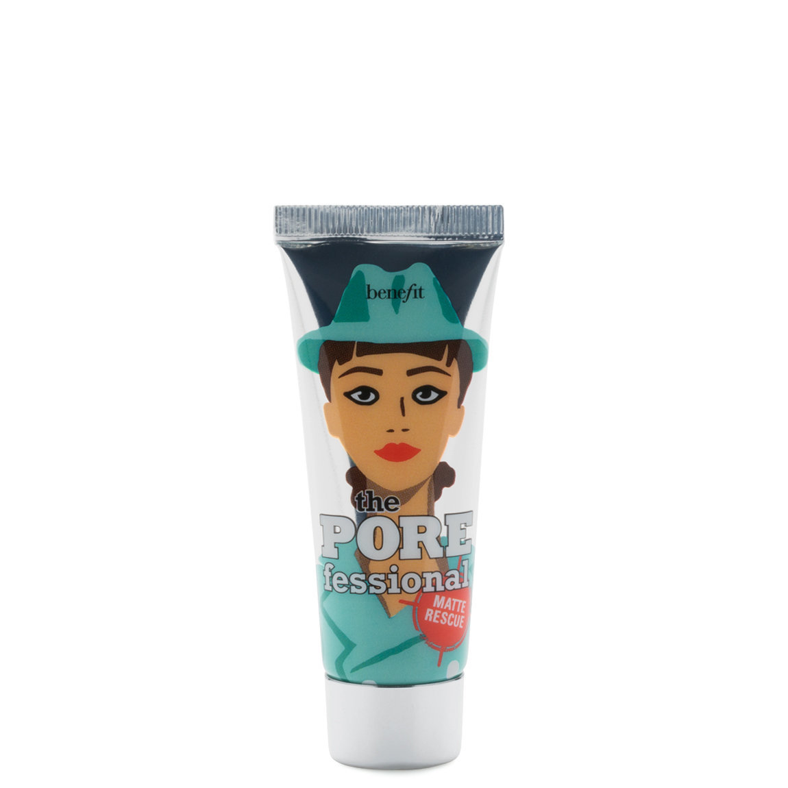 Benefit Cosmetics The POREfessional Matte Rescue Gel Mini product smear.