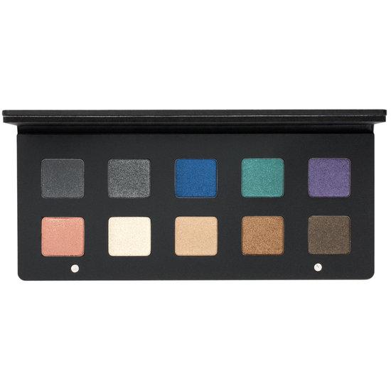 Natasha Denona Eyeshadow Palette 10 product smear.
