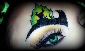 Disney Maleficent - Makeup Tutorial ft. GlitterGirlC