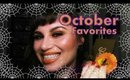 October 2015 Favorites - Make-Up, Beauty, Jewellery & More