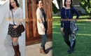 Fall Look Book Layering Pieces