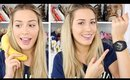 Get out the door FAST! Tips/Tricks + Hair & Makeup