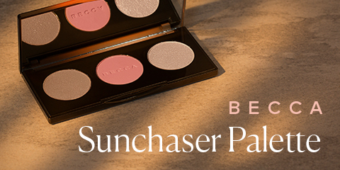 Follow the sun with the BECCA Sunchaser Palette – Shop Now