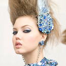 Chanel summer couture 2012 - makeup