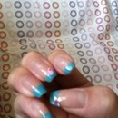 Glow In the Dark French Tips