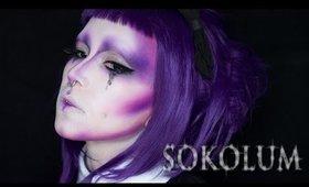 Violet Alien