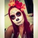 Sugarskull | dias de los muertos 💀💐