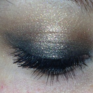 I used the BH Cosmetics 120 Color Pallet Second Edition.