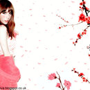 Cherry Blossom look...
