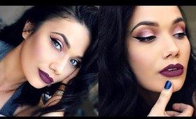 Spring Full Face Makeup Tutorial + Easy Hair Tutorial