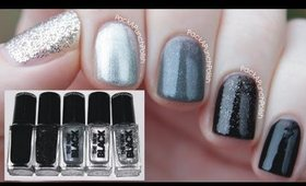 Graffiti Ombre Nail Set by The New Black