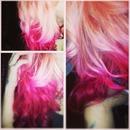 Cuppycake hair.