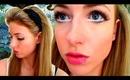 Alice in Wonderland - Halloween Makeup & Hair Tutorial