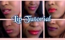 Sexy Lipstick Tutorial: How I would apply Lipstick