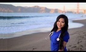 I Graduated from Nursing School!   makeupbyritz