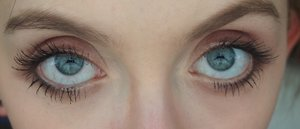 This is the makeup I did to cover up my swollen eye!