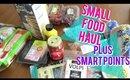 Food Haul Plus Smart Points!