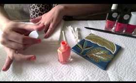 Ombre (Ombré) Gradient Nail Tutorial - AlexandraSpeaks
