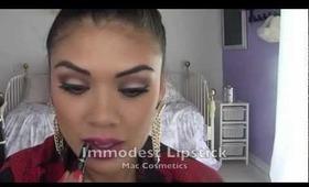 Classic Prom Look (makeup tutorial)