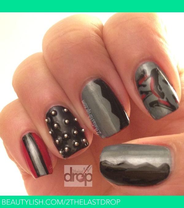 Red Bottom Nails Tiffany Ss 2thelastdrop Photo Beautylish