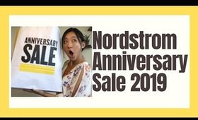 NORDSTROM ANNIVERSARY SALE 2019 HAUL⎮TRY ON STYLE⎮CLOTHING & SHOE & JEWELRY