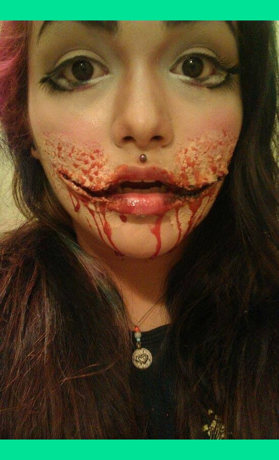 chelsea grinn smile FX | Lin R.\'s (lin_reyes) Photo | Beautylish