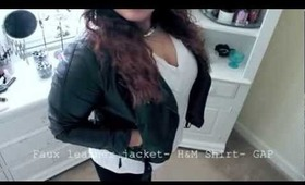 Fall Lookbook 2013 Day/Night Outfit Looks