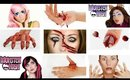 23 Halloween Makeup & Costume Look Ideas