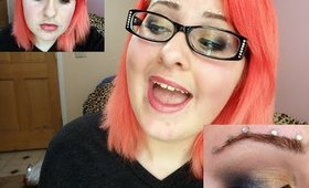 EASY EVERYDAY MAKEUP TUTORIAL FT. URBAN DECAY NAKED2 PALETTE!