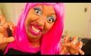 Willow Smith - FIREBALL (feat. Nicki Minaj) Nicki's makeup from the music video!