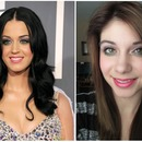 Katy Perry Grammy Awards Inspired Makeup