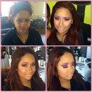 Bday Makeup 💖