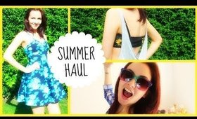 ♥ Summer Haul: Try-On ♥ Forever 21 and New Look
