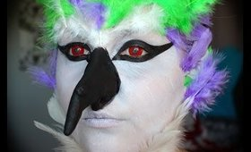 Inspired Bird Makeup by EpicMe