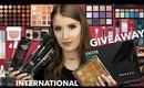 HUGE BEAUTY GIVEAWAY 2019! 2X THE PRIZES! MAKEUP, SKINCARE & MORE! OPEN INTERNATIONALLY!