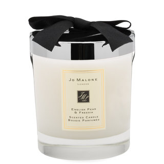 English Pear & Freesia Scented Candle