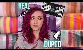 DIY- Dupe It Yourself   Shane Dawson x Jeffree Star Conspiracy Palette