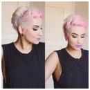 Pink fluff.