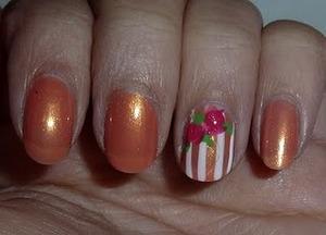 Striped Flower