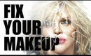 SUPER QUICK MAKEUP FIXES! FIX YOUR MAKEUP MISTAKES!