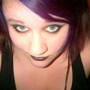 Jessie J inspired / Gothic look